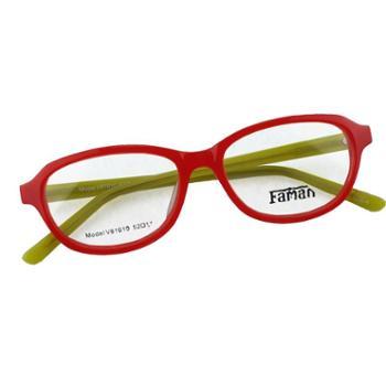 姜玉坤眼镜Faman板材亮色光学眼镜架