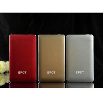 大连微信专享 EPOT 10000毫安金刚移动电源 10000毫安 金色 银色 红色