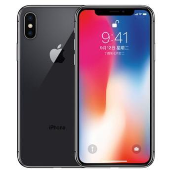 苹果Apple iPhone X (A1865) 64GB 移动联通电信4G手机 iPhoneX