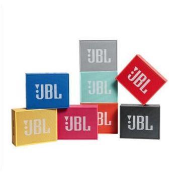 JBL GO 音乐金砖 蓝牙小音箱 音响 便携迷你音响 华为Mate10 P20 2s 3E 麦芒6 苹果8 iPhoneX 三星 vivo小米通用