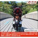 雅迪电动车X战警60V电摩 电动摩托车酷炫动力强劲