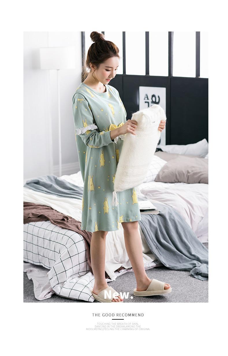 梦米诺法兰绒睡衣女冬季长袖家居服套装加厚珊瑚绒开衫... -京东