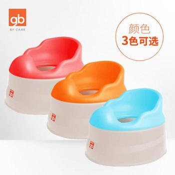gb好孩子加大号儿童坐便器坐便凳男女宝宝幼儿童分体座便器马桶η