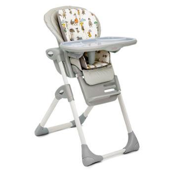 Joie巧儿宜宝宝吃饭餐桌椅儿童婴儿餐椅便携可折叠多功能梦奇