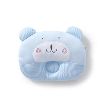 童泰婴儿枕头0-1岁宝宝定型枕新生儿偏头头型纠正矫正幼儿扁头防