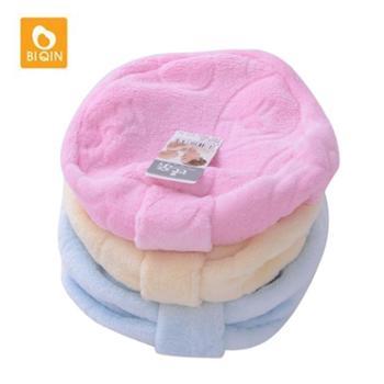 秋冬产妇月子帽珊瑚绒产妇帽产后保暖帽产妇孕妇帽子厚款坐月用品