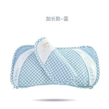 良良婴儿枕头0-1岁-5岁新生儿加长纠正偏头儿童枕头宝宝枕护形枕