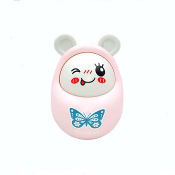 女孩男孩婴儿大号不倒翁娃娃宝宝早教益智0-3岁小孩音乐玩具