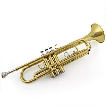 津宝小号乐器学生初学者专业演奏级儿童成人教会学校降b调