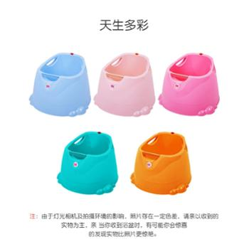 OKBABY儿童洗澡桶可坐立双层小孩沐浴盆宝宝泡澡桶婴儿澡桶