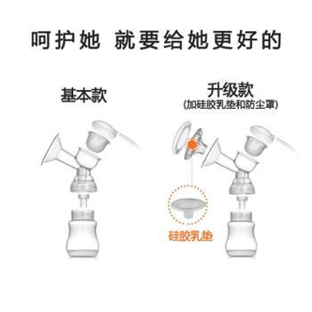 黛舒电动吸奶器静音孕产妇吸乳器自动按摩挤奶器吸力大拔奶器