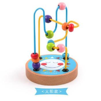 MiDeer弥鹿儿童绕珠玩具婴幼儿益智串珠玩具