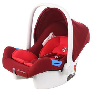 哈米罗罗提篮式儿童安全座椅汽车用婴儿宝宝座椅提篮