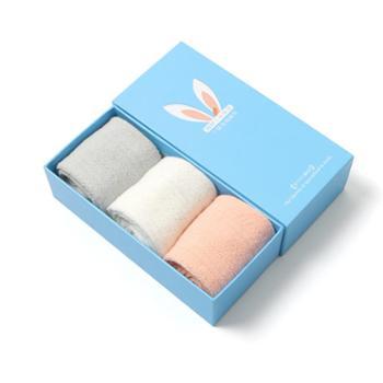 小萌兔夏季薄款纯棉婴儿长筒袜中筒宝宝高筒袜新生儿长袜子儿童袜0-1-3-6岁