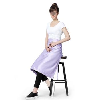 NEW CLEON/亲琦防辐射服孕妇装盖毯子上班衣服围裙防辐射被子怀孕期外穿春装