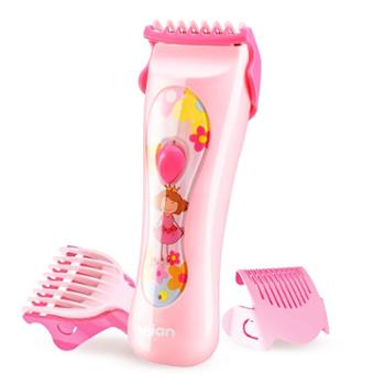 yijan/易简 婴儿理发器女宝宝儿童电推剪静音防水充电式电动剪发器G820