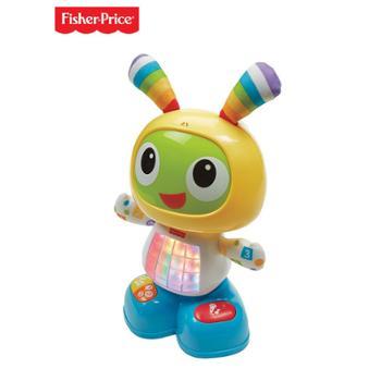 FISHER-PRICE/费雪 唱跳能手贝贝音乐智能音乐公仔娃娃 宝宝玩偶公仔玩具