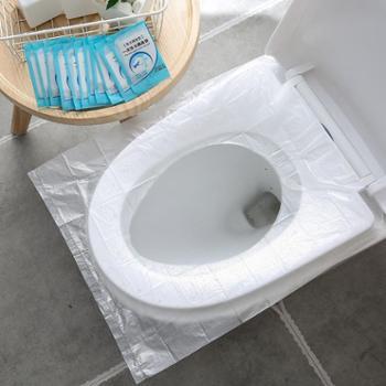 一次性马桶垫旅行粘贴坐垫纸坐便套器圈孕妇产妇便携旅游酒店厕所