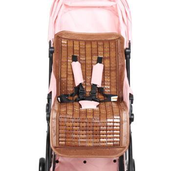 Doleson/多乐欣 婴儿车凉席推车通用席子bb新生幼儿童车伞车竹席夏季透气垫子
