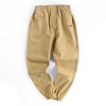 儿童裤子薄款男童运动裤12岁15中大童长裤休闲裤男孩童装