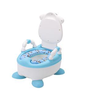 真懂事 儿童马桶坐便器尿盆坐便圈加大号婴幼儿便盆