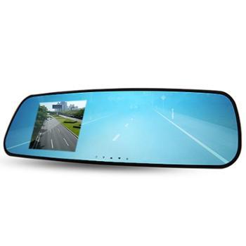 【善融爱家节】捷渡(JADO)D600蓝光版后视镜行车记录仪高清夜视迷你移动侦测
