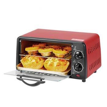 Joyoung/九阳电烤箱家用烘焙控温迷你蛋糕机KX-10J65/10J5随机发货
