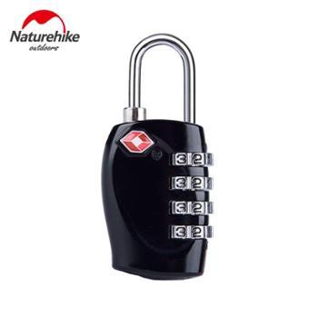NH挪客出国海关锁tsa密码锁拉杆箱包旅行箱防盗锁托运行李箱挂锁