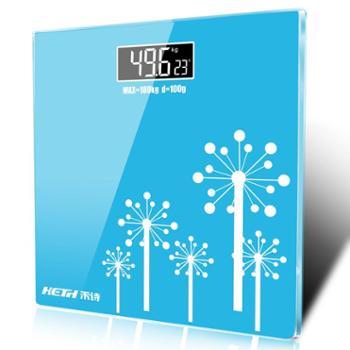 禾诗 电子称 体重家用电子秤 人体秤体重称体重计健康秤精准称重