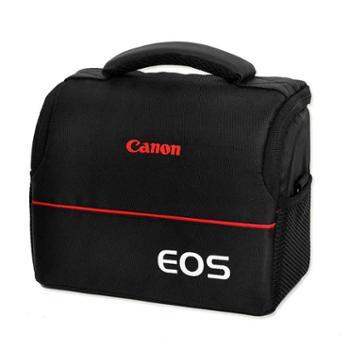佳能相机包单肩防水摄影包700D750D70D6d600D760D1200D单反相机包
