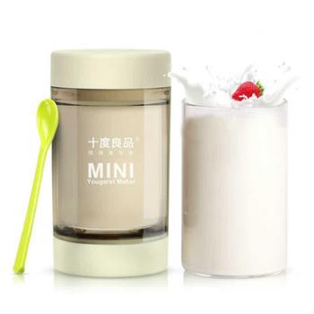 Seed/十度良品 SD-699酸奶机家用全自动迷你分杯玻璃内胆酸奶杯