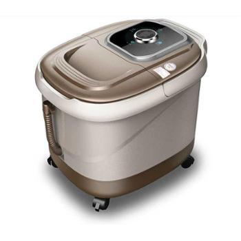南极人全自动加热足浴盆 电动洗脚盆家用自助按摩深桶泡脚器