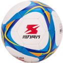 正品得力风行F1209足球(蓝) 5号PU皮 比赛球 承重1.5吨 训练用球