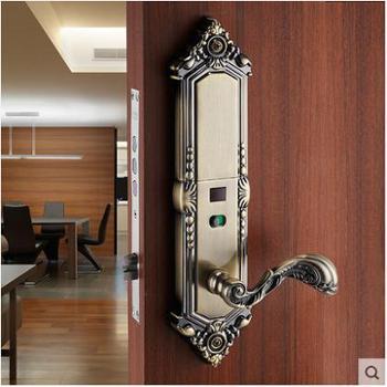 指纹锁 家用电子 防盗门