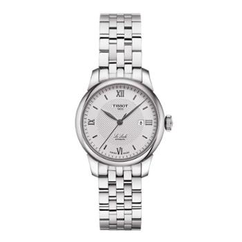 天梭(TISSOT)瑞士手表力洛克系列机械女士手表T006.207.11.038.00