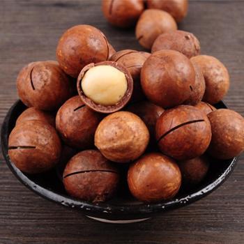 【正泓食品】夏威夷果188g 袋坚果炒货休闲零食零食特产
