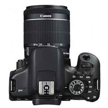 佳能(Canon)EOS 750D 单反套机 (EF-S 18-55mm f3.5-5.6 IS STM镜头)