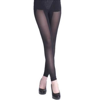 娜维达丝美体塑身裤高腰产后束身裤长裤薄款瘦大腿提臀收腹燃脂