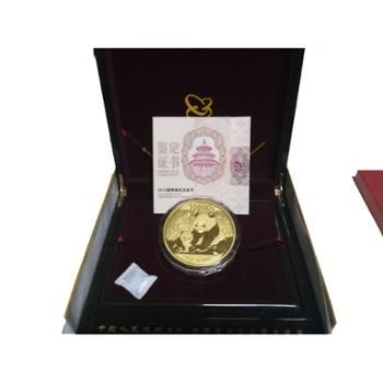 中国金币 2012版熊猫精制1kg金质币