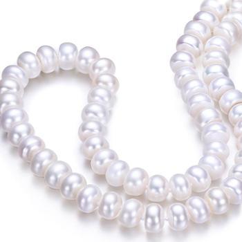 仙蒂瑞拉淡水珍珠项链饱满强光高品质送礼佳品