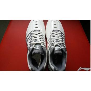 专柜正品李宁男裤羽毛球鞋国家队训练比赛鞋AYZE017-1