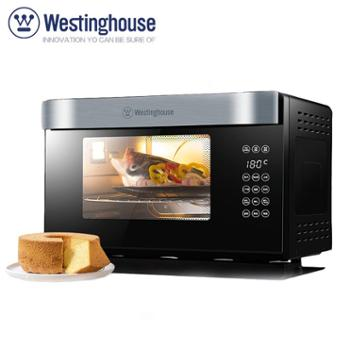 【西屋(Westinghouse)】WTO-ZC30台式蒸汽电烤箱蒸烤一体机家用烘焙多功能蒸烤箱二合一