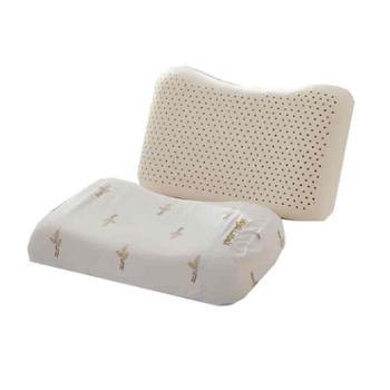 ROYAL LATEX 皇家乳胶枕平面护肩款一个 透气孔设计,循环透气,安眠更护颈