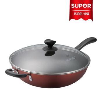 SUPOR/苏泊尔 【NC32F4】 32厘米 无烟不粘炒锅