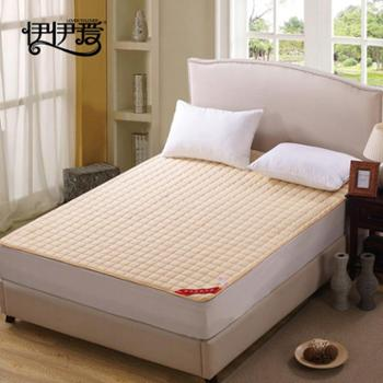 伊伊爱时尚磨毛布床护垫床上用品床垫垫子包邮