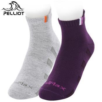 法国伯希和户外登山徒步袜子 男女运动袜排汗防滑耐磨透气速干袜1613