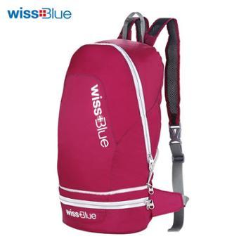 维仕蓝折叠皮肤包TG-WB1026户外多功能休闲包折叠两用皮肤包(腰包+背包)