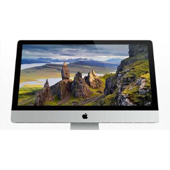 Apple/苹果Retina27寸iMac一体机MF886CH/A5K显示屏
