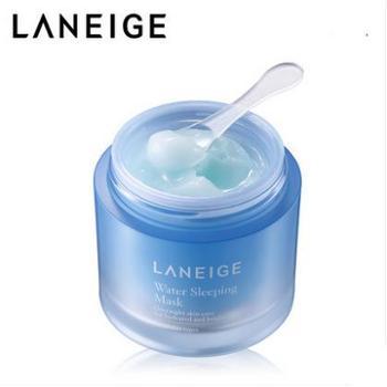 面膜兰芝夜间修护睡眠面膜70ml免洗面膜美妆个护