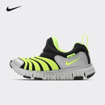 耐克男女童鞋运动鞋小童休闲鞋防滑毛毛虫鞋CI1185-081